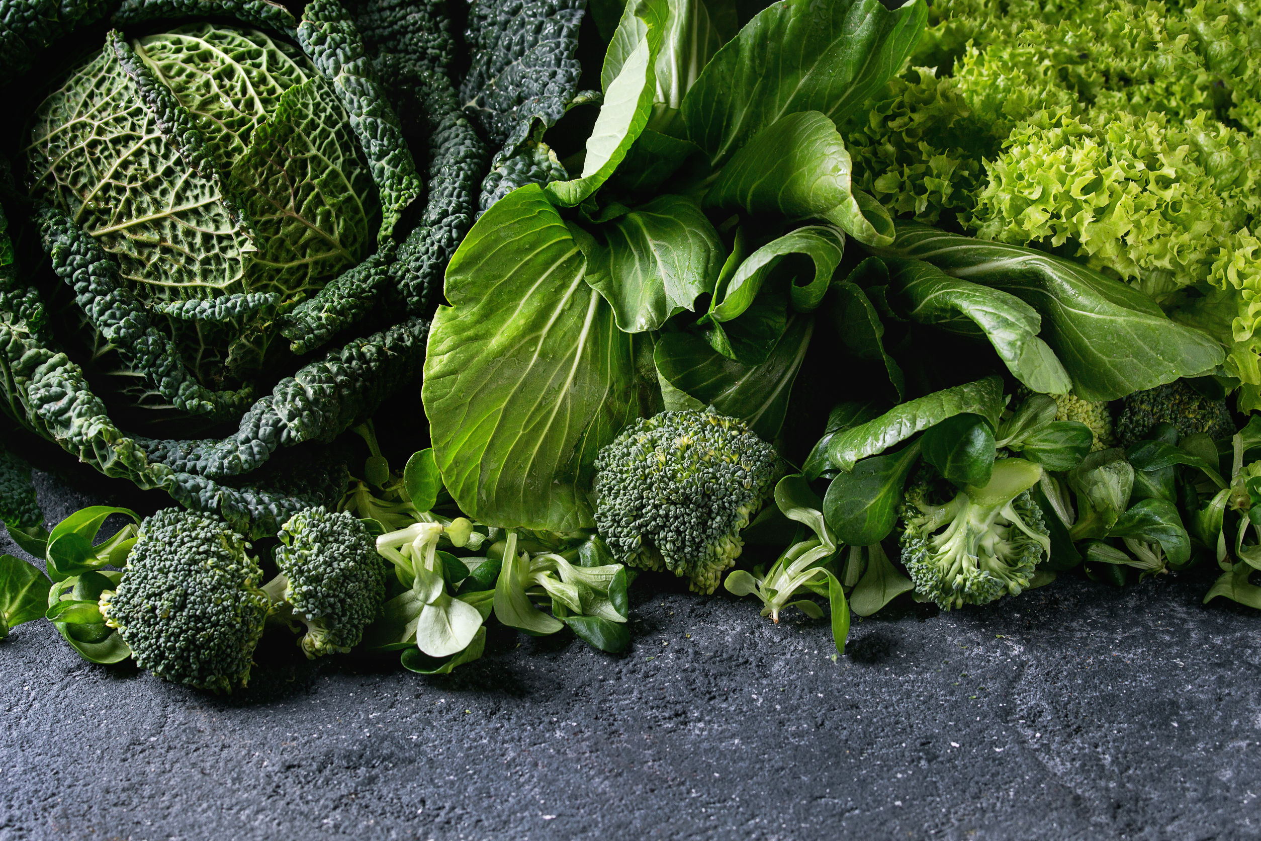 Leafy Greens In Your Diet