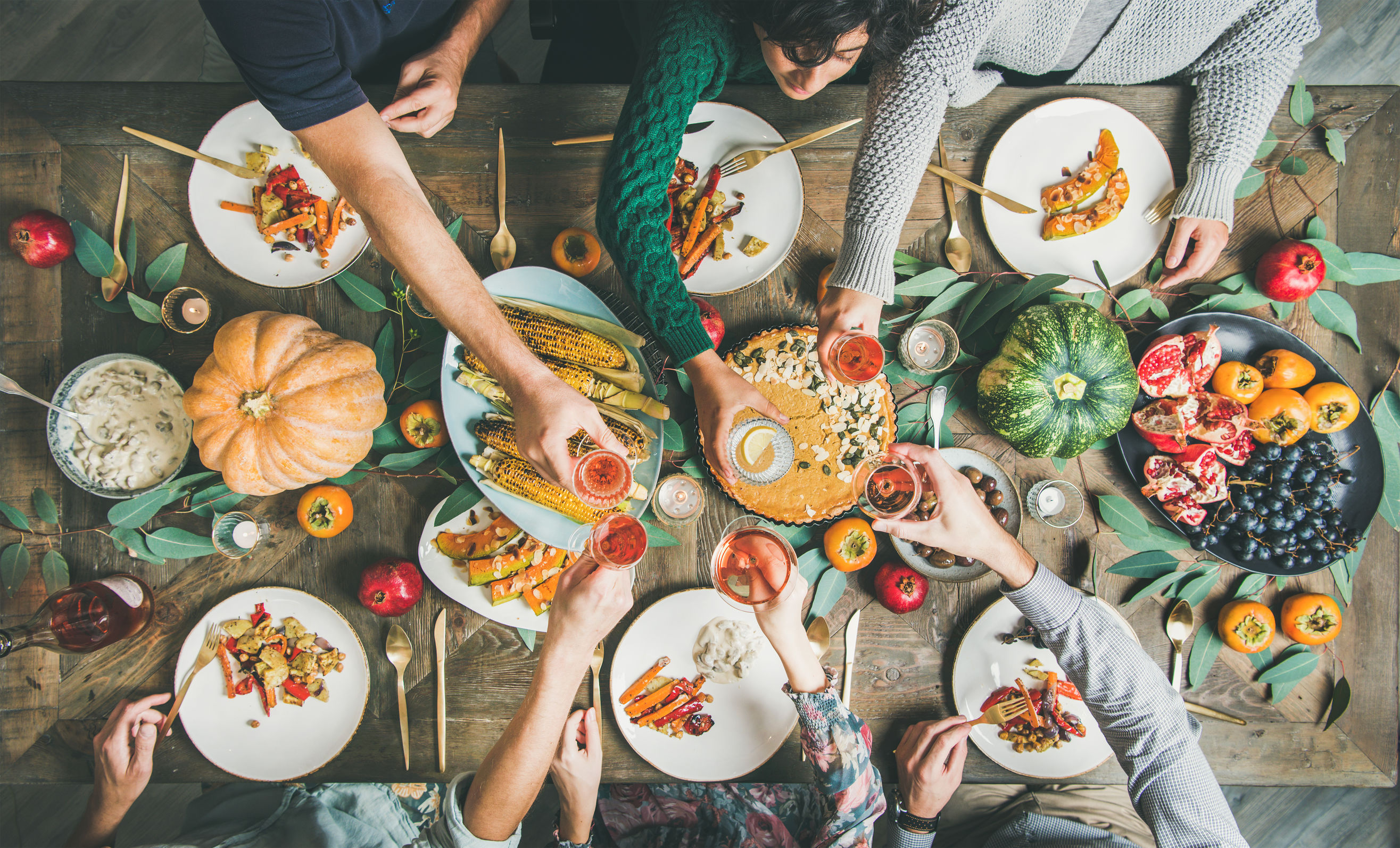 Health and Happiness this Thanksgiving