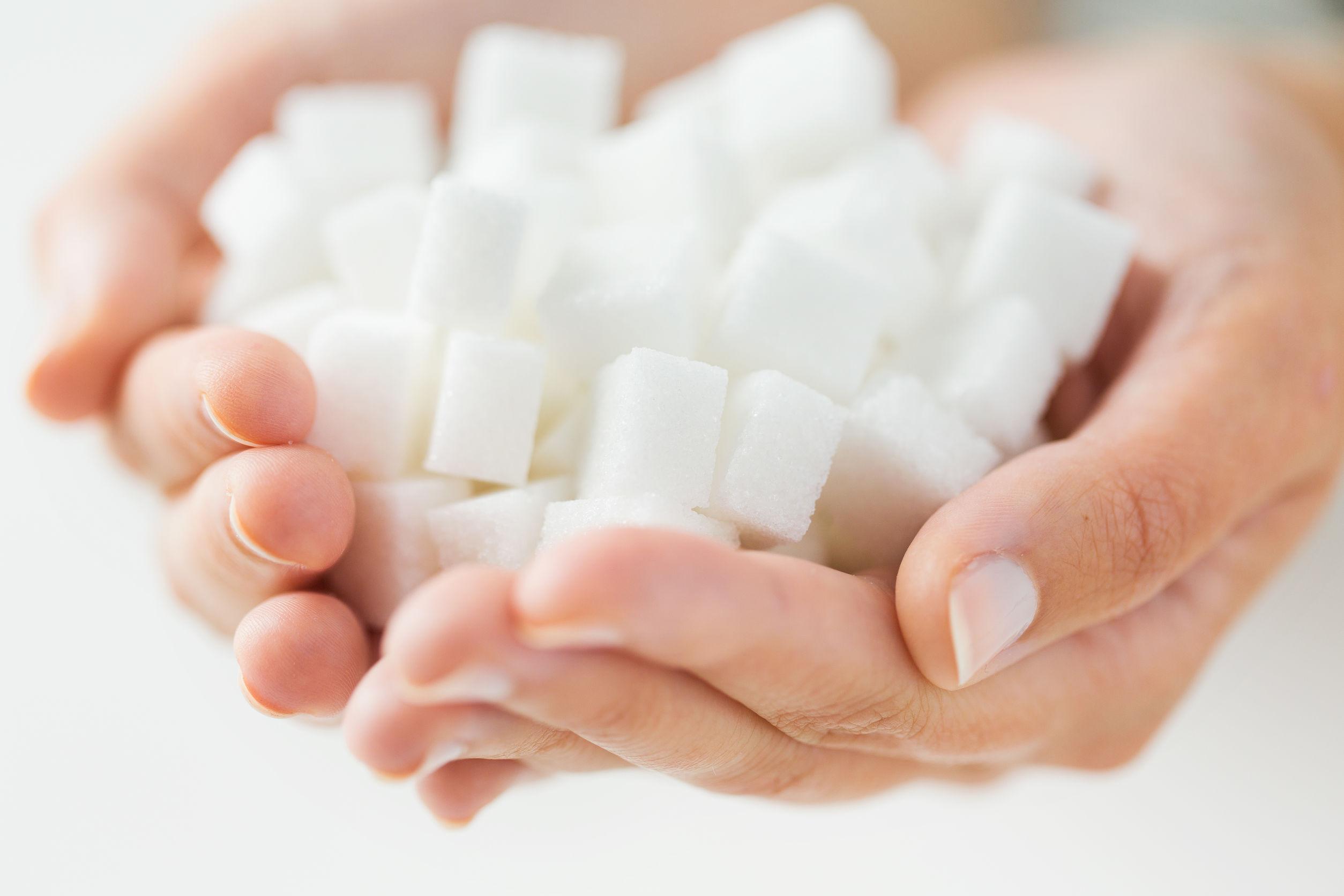 Sugar… let's get granular