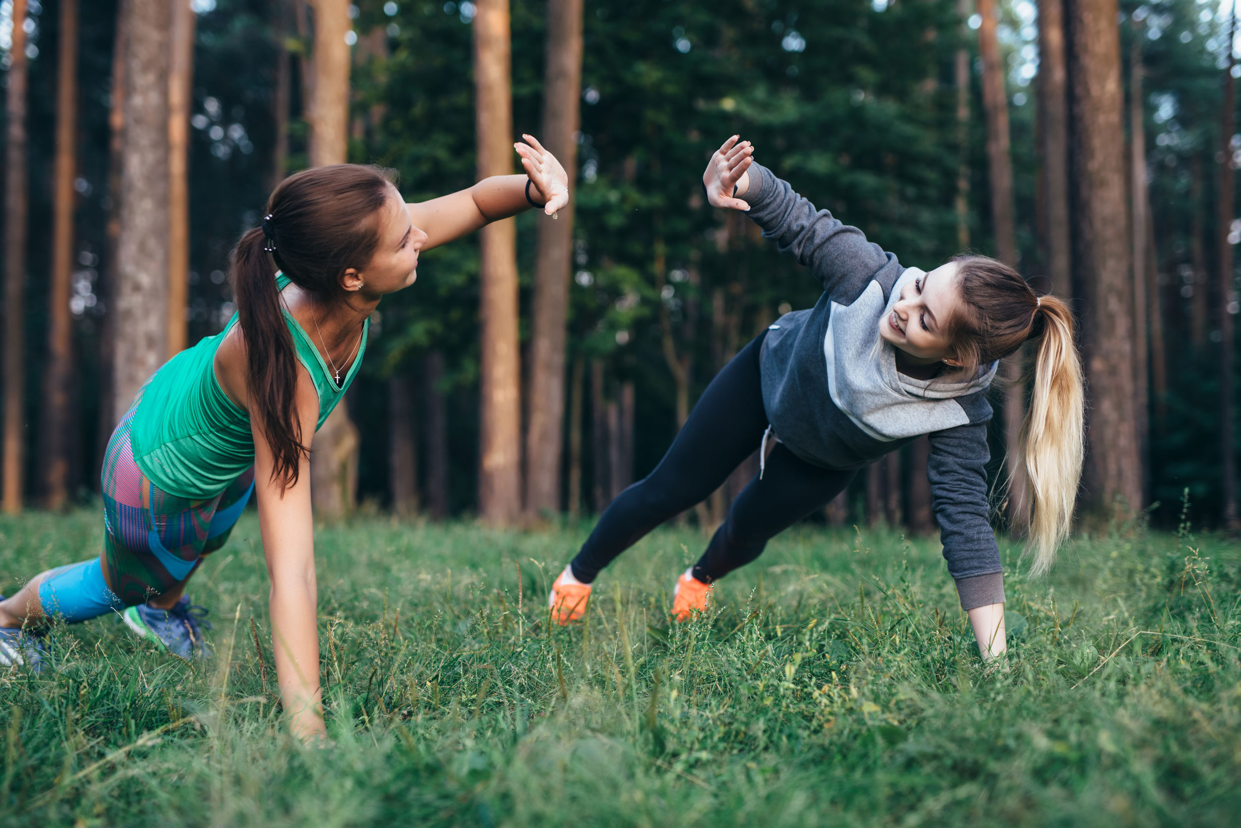 Pair Up for Partner Workouts